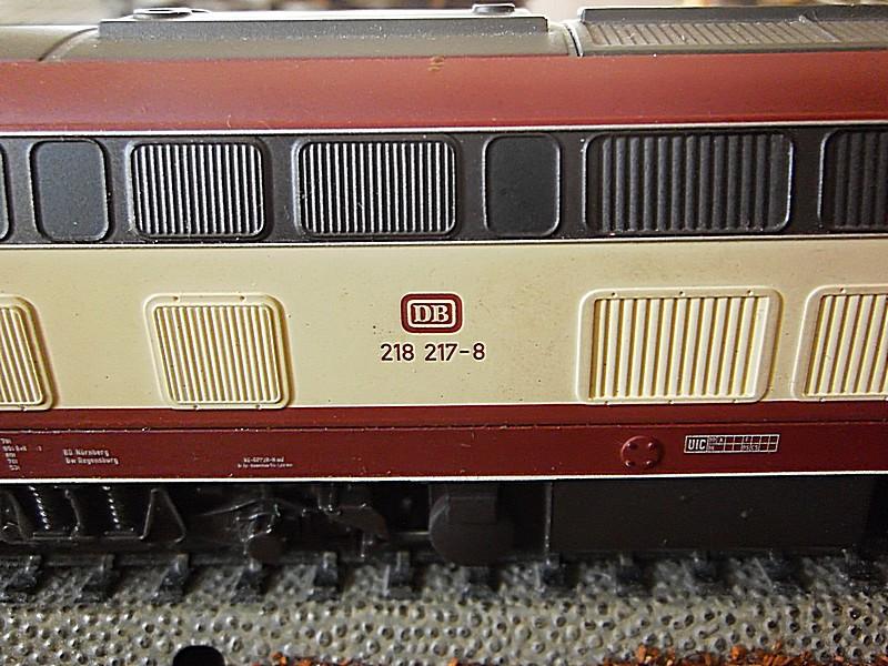 Piko BR 218 PICT0004