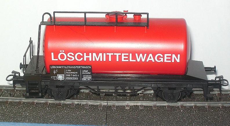 Kesselwagen der Einsteigerserie 4400 4440-17