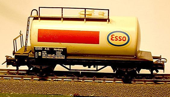 Kesselwagen der Einsteigerserie 4400 4441-3
