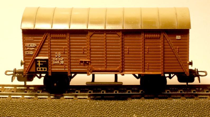 die einfachen Güterwagen der Serie 4500 Teil 2 4505-2