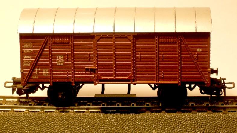 die einfachen Güterwagen der Serie 4500 Teil 2 4505-5