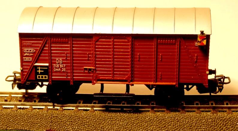 die einfachen Güterwagen der Serie 4500 Teil 2 4506-2