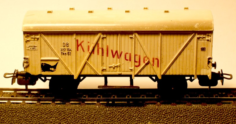 die einfachen Güterwagen der Serie 4500 Teil 2 4508-2