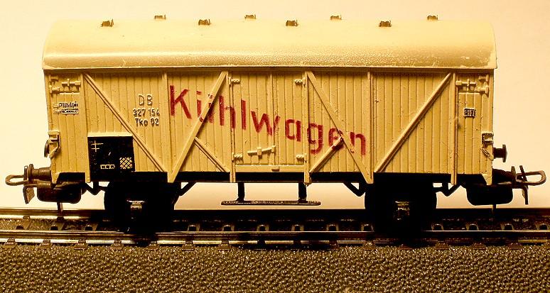 die einfachen Güterwagen der Serie 4500 Teil 2 4508-3