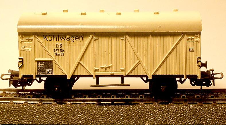 die einfachen Güterwagen der Serie 4500 Teil 2 4508-8