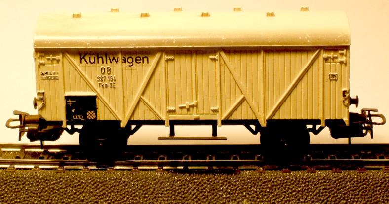 die einfachen Güterwagen der Serie 4500 Teil 2 4508-9