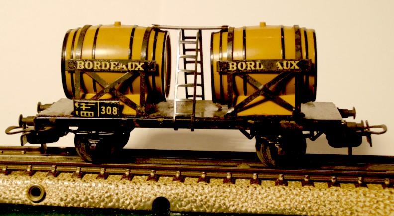 die einfachen Güterwagen der Serie 4500 Teil 2 4510-1