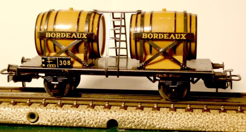 die einfachen Güterwagen der Serie 4500 Teil 2 4510-3