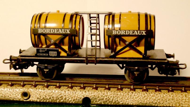 die einfachen Güterwagen der Serie 4500 Teil 2 4510-6