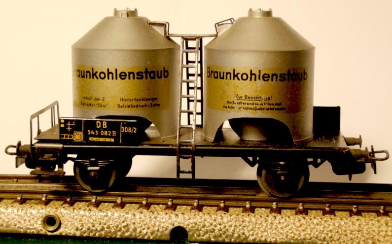 die einfachen Güterwagen der Serie 4500 Teil 2 4511-1