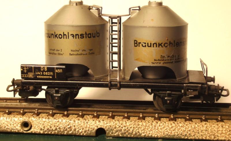 die einfachen Güterwagen der Serie 4500 Teil 2 4511-2