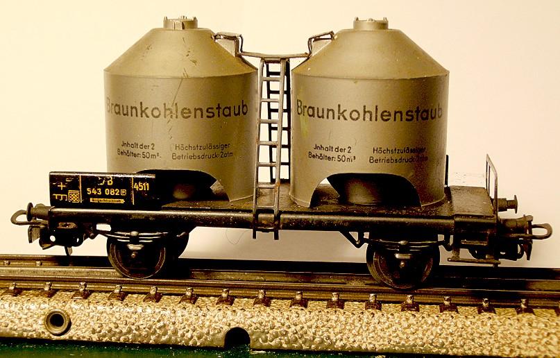 die einfachen Güterwagen der Serie 4500 Teil 2 4511-5