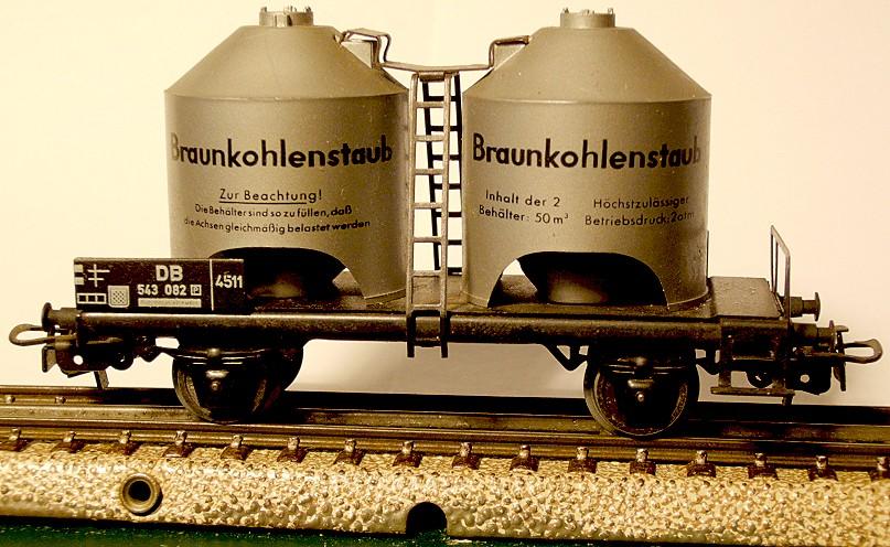die einfachen Güterwagen der Serie 4500 Teil 2 4511-7