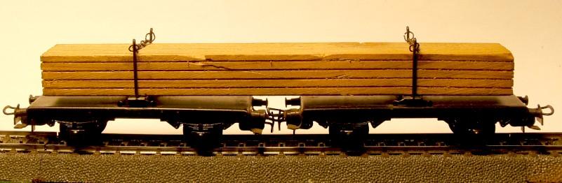 die einfachen Güterwagen der Serie 4500 Teil 3 4512-1