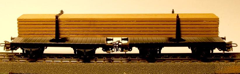 die einfachen Güterwagen der Serie 4500 Teil 3 4512-4