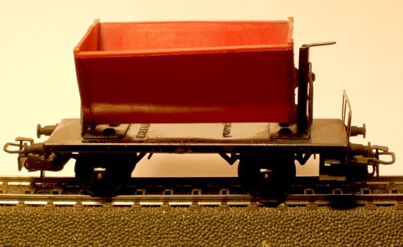 die einfachen Güterwagen der Serie 4500 Teil 3 4513-12