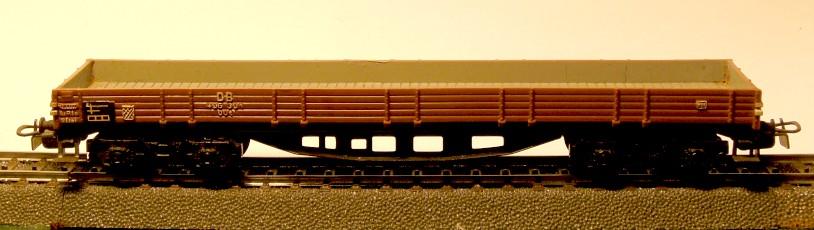 die einfachen Güterwagen der Serie 4500 Teil 3 4514-2