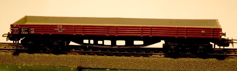 die einfachen Güterwagen der Serie 4500 Teil 3 4514-4