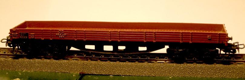 die einfachen Güterwagen der Serie 4500 Teil 3 4514-5