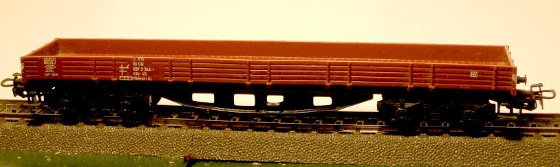die einfachen Güterwagen der Serie 4500 Teil 3 4514-6