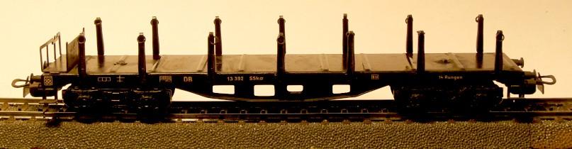 die einfachen Güterwagen der Serie 4500 Teil 3 4516-3