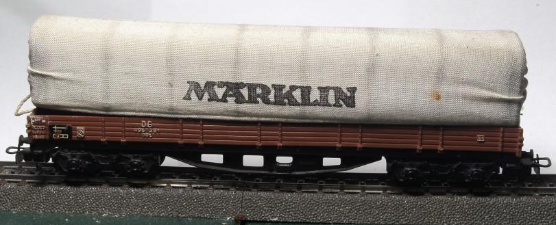 die einfachen Güterwagen der Serie 4500 Teil 3 4517-1