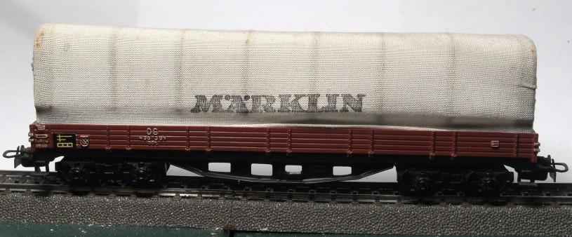 die einfachen Güterwagen der Serie 4500 Teil 3 4517-2