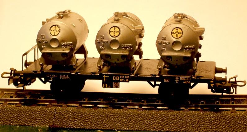 die einfachen Güterwagen der Serie 4500 Teil 3 4520-2
