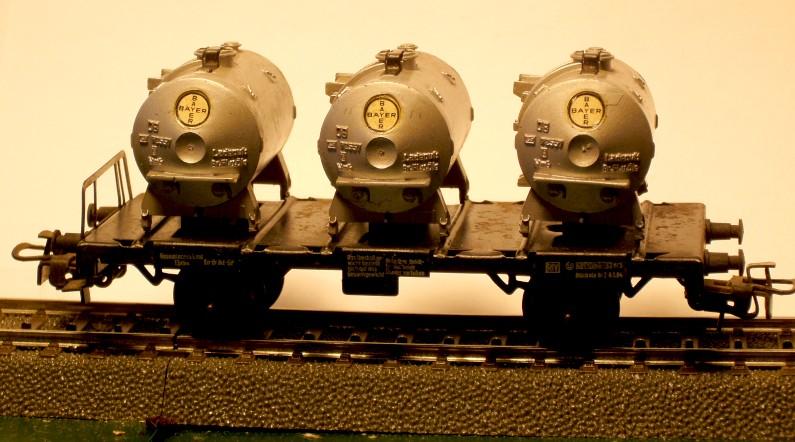 die einfachen Güterwagen der Serie 4500 Teil 3 4520-4