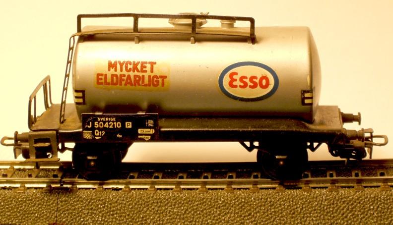 die einfachen Güterwagen der Serie 4500 Teil 3 4524-7