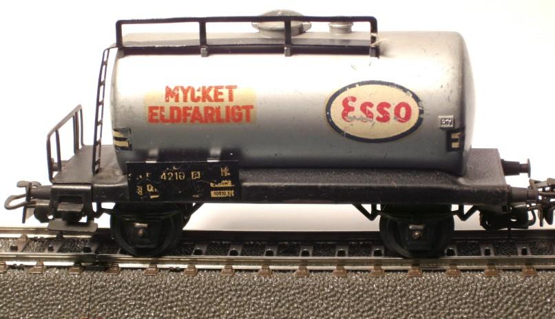 die einfachen Güterwagen der Serie 4500 Teil 3 4524-8