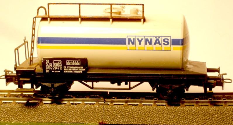 die einfachen Güterwagen der Serie 4500 Teil 3 4532-1