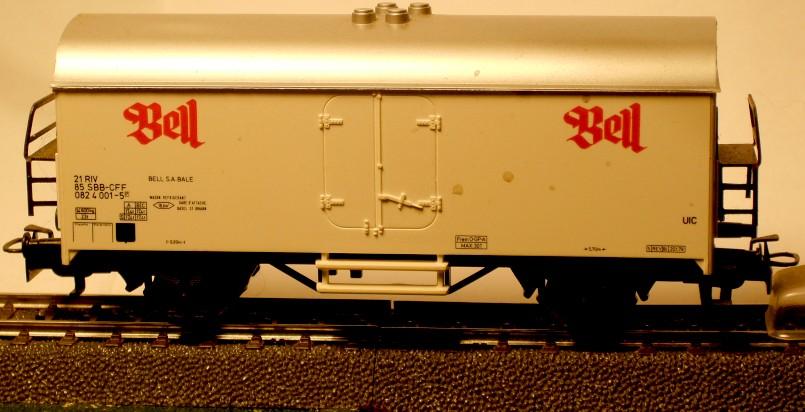 die einfachen Güterwagen der Serie 4500 Teil 4 4535-1