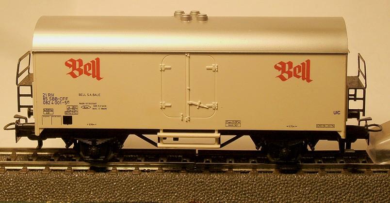 die einfachen Güterwagen der Serie 4500 Teil 4 4535-3