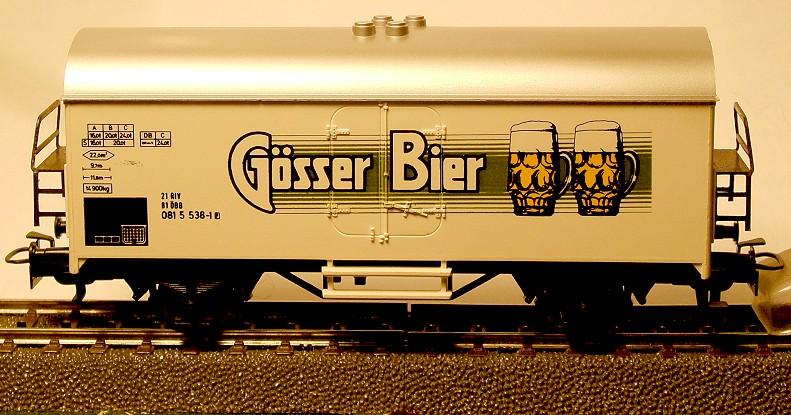 die einfachen Güterwagen der Serie 4500 Teil 4 4567-1