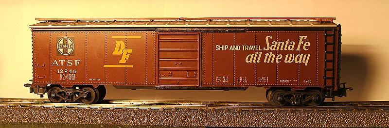 die einfachen Güterwagen der Serie 4500 Teil 4 4572