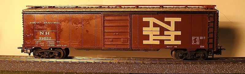 die einfachen Güterwagen der Serie 4500 Teil 4 4573