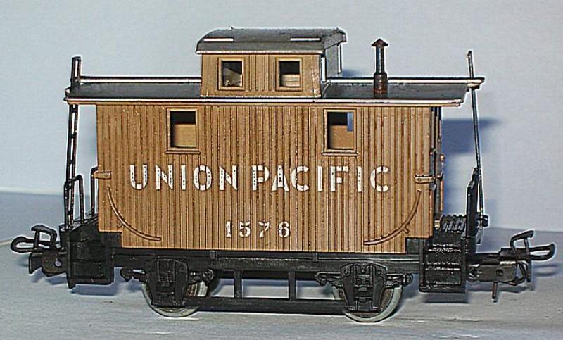 die einfachen Güterwagen der Serie 4500 Teil 4 4576