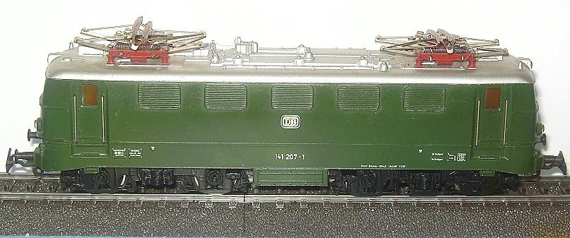 BR E 41 / 141 der DB von Märklin und Primex 3033PR-1