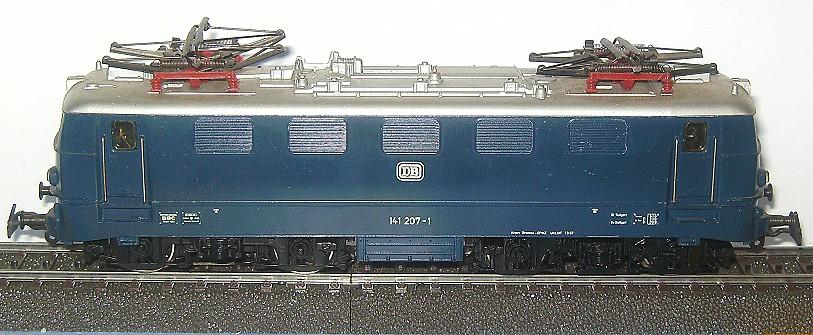 BR E 41 / 141 der DB von Märklin und Primex 3033PR-3