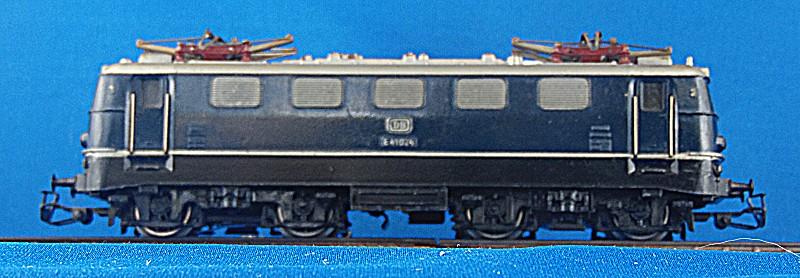 BR E 41 / 141 der DB von Märklin und Primex 3034-1