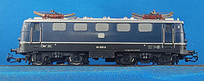 BR E 41 / 141 der DB von Märklin und Primex 3034-2