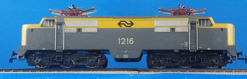 NS Loks der Serie 1200 3055-3