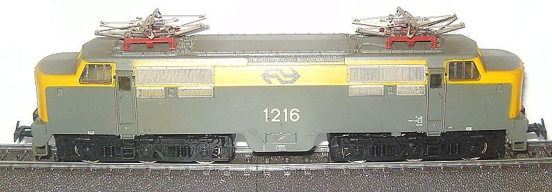 NS Loks der Serie 1200 3055-5