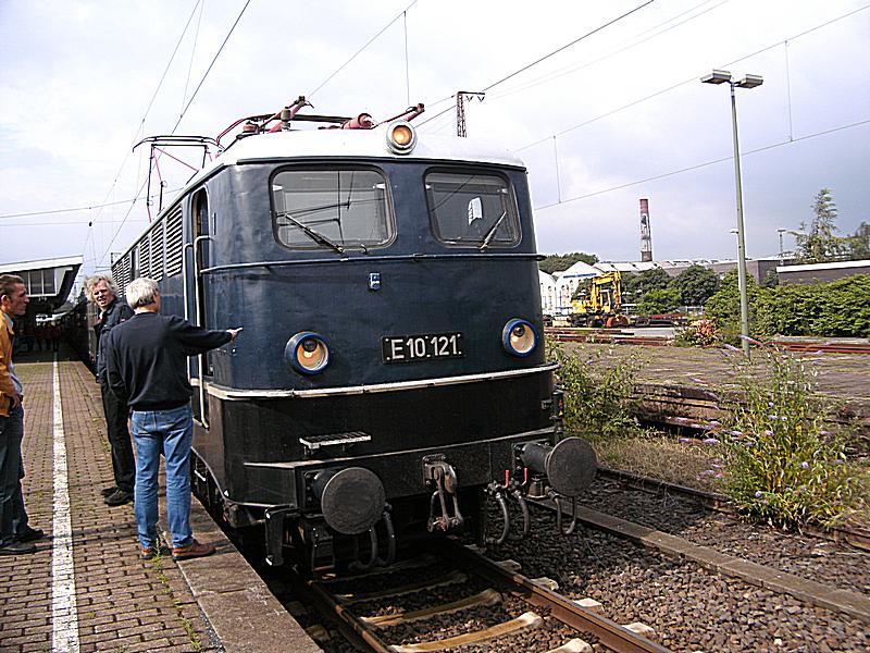 Eine Ruhrgebietsrundfahrt im Jahr 2009 BILD0014