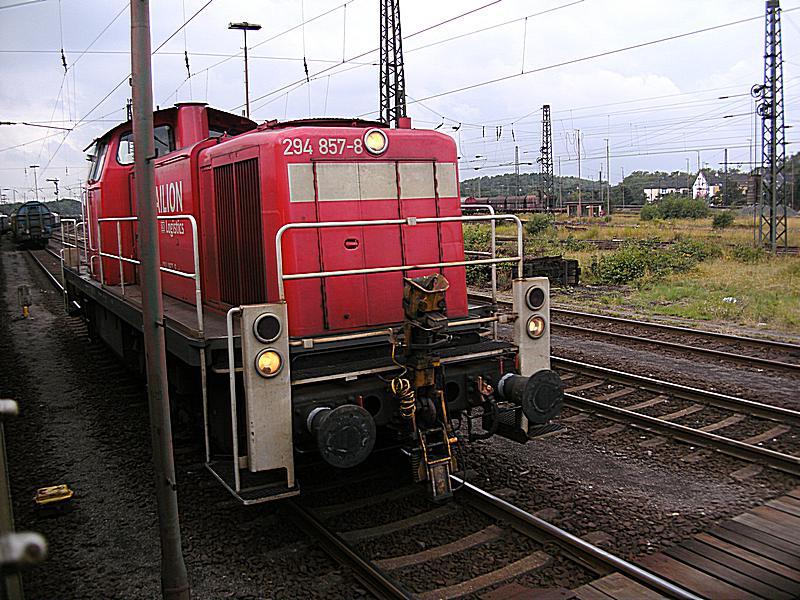 Eine Ruhrgebietsrundfahrt im Jahr 2009 BILD0025