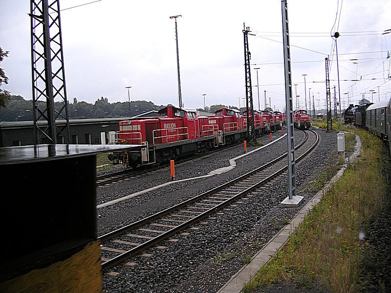 Eine Ruhrgebietsrundfahrt im Jahr 2009 BILD0038