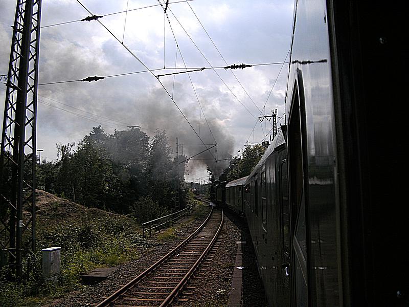 Eine Ruhrgebietsrundfahrt im Jahr 2009 BILD0122